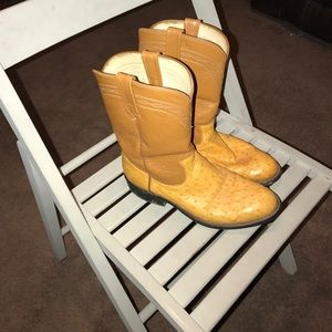 Dan Post Other - Men's ostrich boots