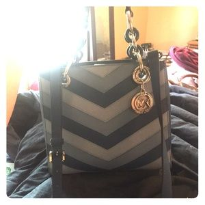 Michael Kors Cynthia small satchel