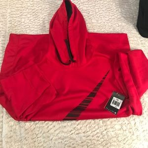 Nike Other - 🎁✨🎁2X NIKE RED HOODIE 🎁✨🎁