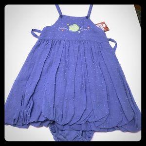 Catimini Other - NWT Catimini bubble dress set