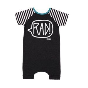 Rags to Raches Other - Rags to Raches romper