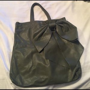 RED Valentino Handbags - Never worn Red Valentino army green bag