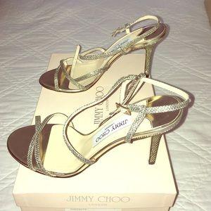 Jimmy Choo Shoes - Jimmy Choo Size 6.5 Sandals