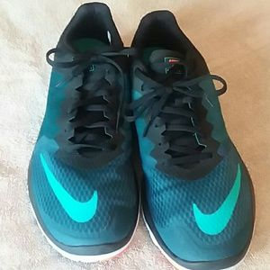 Nike Other - Mens Nike Fitsole running shoes. Great condition