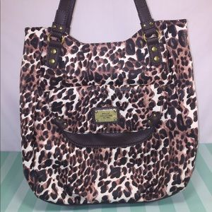 Relic Handbags - RELIC Collection NWOT Cheetah Print Large Tote