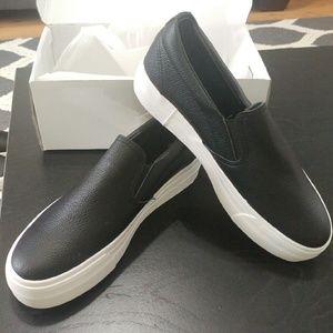 Slip-On Platform Sneakers