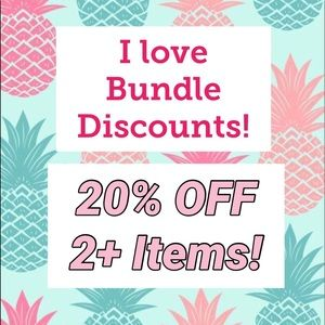 Other - Bundle Discount plus a FREE Item !!!
