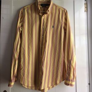 Polo by Ralph Lauren Other - Ralph Lauren Polo Button Down Long Sleeves Size M