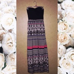 Emerald Sundae Dresses & Skirts - Strapless Maxi Dress