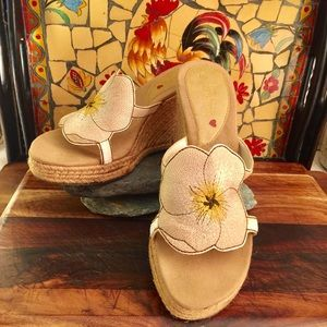 Luichiny Shoes - Luichiny ❤️ Pansy Wedges