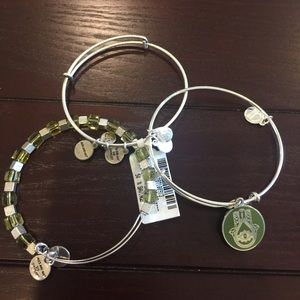 Alex & Ani Jewelry - BNWT Alex and Ani Hand of Fatima set!!