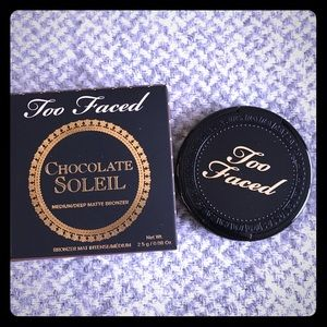 Too Faced Other - Too Faced Chocolate Soleil Bronzer Mini ☀️