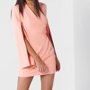 Lavish Alice Dresses & Skirts - lavish alice coral wrap dress