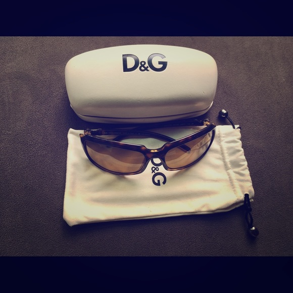 a81d8687165 Dolce   Gabbana Accessories - Dolce   Gabbana D G 2192 Polarized Sunglasses