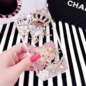 Accessories - iPhone 7/7plus soft clear case & glass