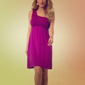 Soma Dresses & Skirts - Super Soft Soma Dress in Orchid Bloom