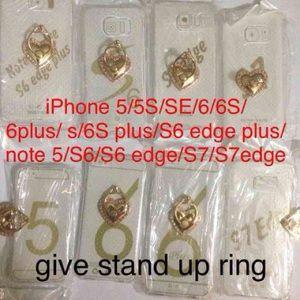 Accessories - iPhone 7/7plus/6/6+ iRing holder case