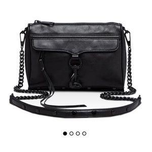 Rebecca Minkoff Handbags - Rebecca Minkoff Cross Body Black