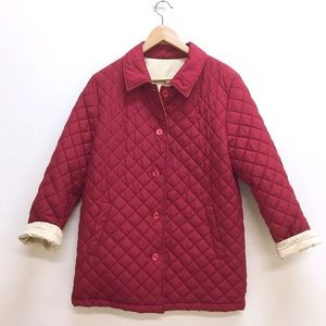 Barneys New York Jackets & Blazers - Barneys New York quilted reversible jacket coat