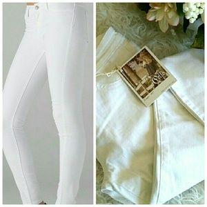 Cello Jeans White Skinny Jeans Pants 9