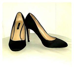 Zara Shoes - ZARA Basic Black heels