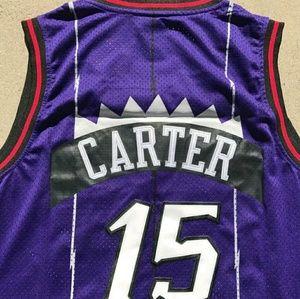01226df9593 Nike Shirts - Old school Vince Carter Toronto Raptors Jersey