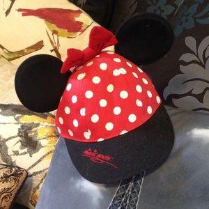 ☀️❤️ Minnie Mouse SnapBack Cap❤️☀️