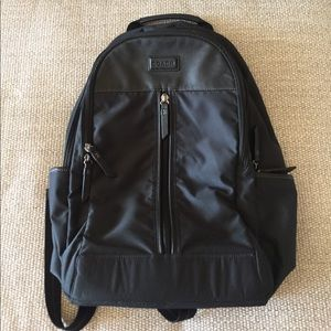 Coach Other - Authentic Coach Backpack w/leather accents