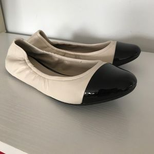 86 off boden shoes boden silver sling back flats 39 8 5 from kate 39 s closet on poshmark. Black Bedroom Furniture Sets. Home Design Ideas