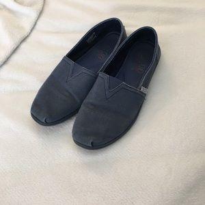 BOBS Shoes - Denim colored Bobs shoes