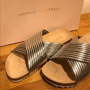 Loeffler Randall Shoes - Loeffler Randall Petra Slides