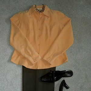 Talbots Button-up Blouse
