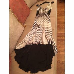Roberto Cavalli Dresses & Skirts - Roberto Cavalli Animal Print Dress