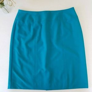 Worthington Dresses & Skirts - Pop of Color Pencil Skirtwor