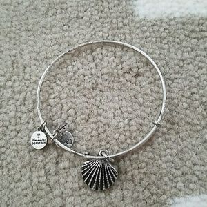 Alex & Ani Jewelry - Alex and Ani bracelet shell