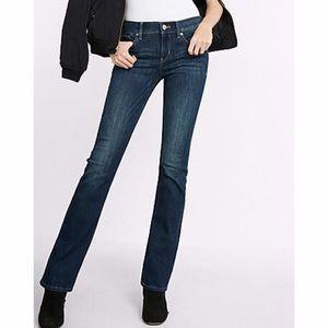 Express Denim - Express Barely Boot Cut Jeans