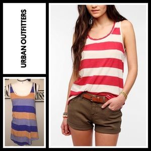 Urban Outfitters Tops - $5 SALE! Urban Outfitters striped racerback tank