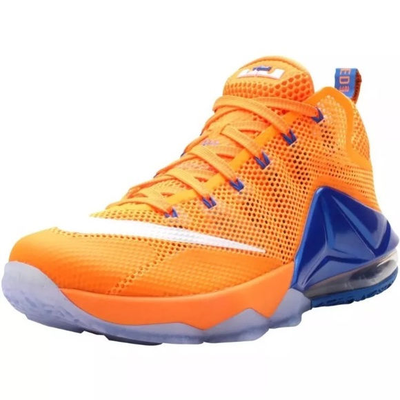 promo code 7d45f d32f4 Nike Lebron XII Low Men s Basketball Shoes Size 11