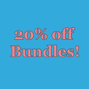 torrid Tops - 20% off bundles!!!!