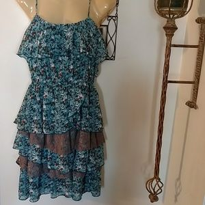 Maurices Dresses & Skirts - GORGEOUS BOHO STYLE DRESS W LAYERS