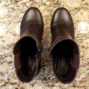 croft & barrow Shoes - Croft & Barrow brown booties.
