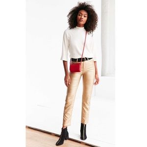 Urban Outfitters Pants - 🆕 BDG Gold Girlfriend Pants
