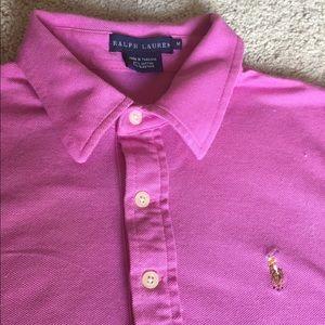RALPH  Lauren Pink T shirt