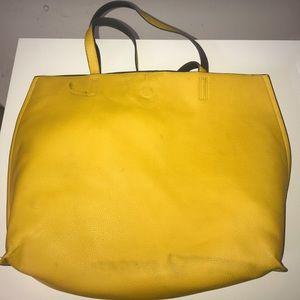 Handbags - Yellow Boho Purse with small wallet