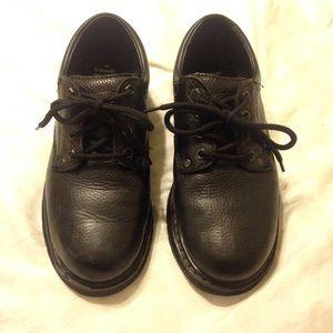 Dr. Scholl's Other - Dr. Scholl's  black work shoes men's 7