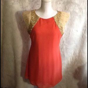 Little Mistress Dresses & Skirts - Little Mistress London Sequined Zip Back Dress