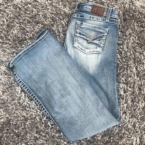 BKE Denim - BKE Denim Jeans Sabrina Stretch Women's 28 Faded