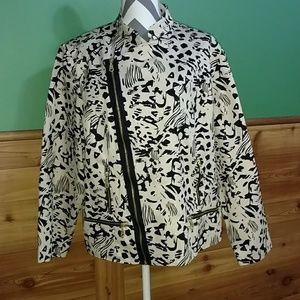 Carole Little Designer Jacket