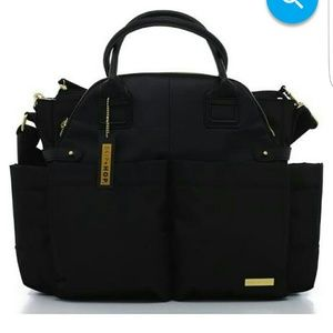Skip Hop Handbags - Skip hop Chelsea diaper bag and changing pad