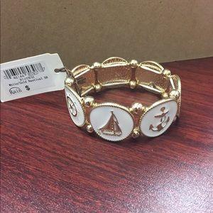 Rains Jewelry - New stretchable nautical bracelet